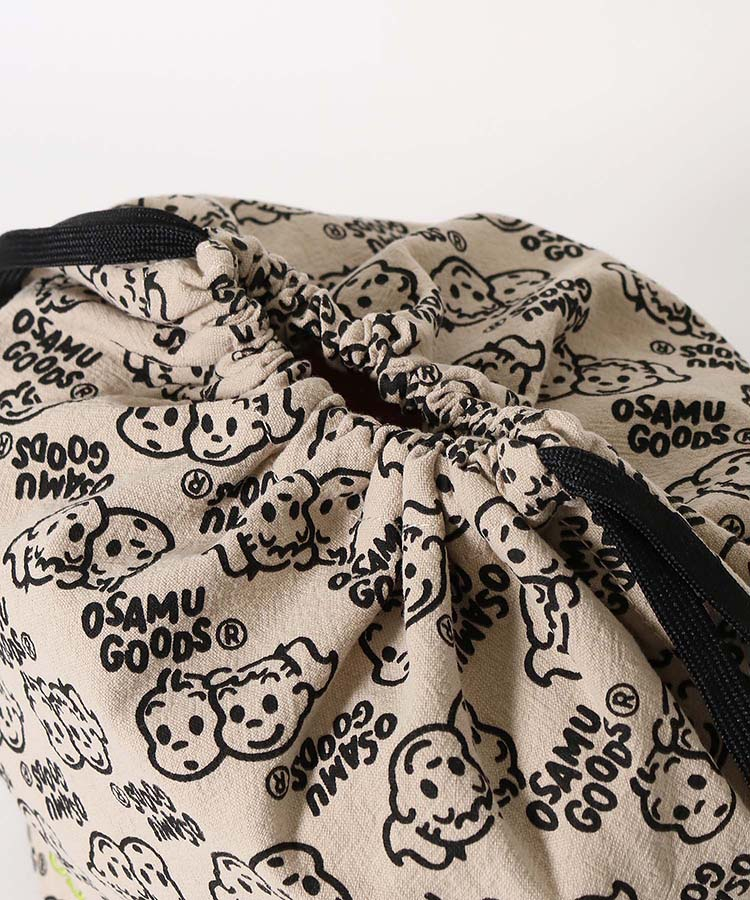 OSAMU GOODS PERSONAL EFFECTS BAG