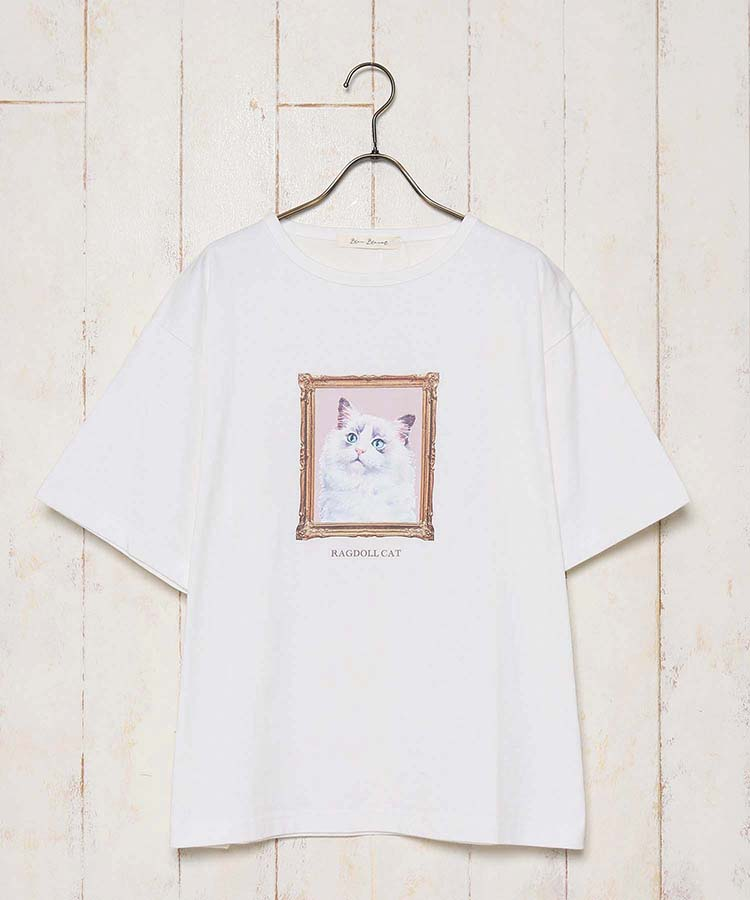 CATMuseumTシャツ